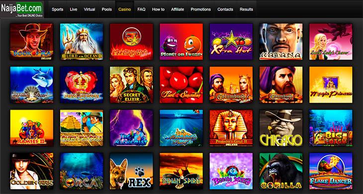 Naijabet Casino