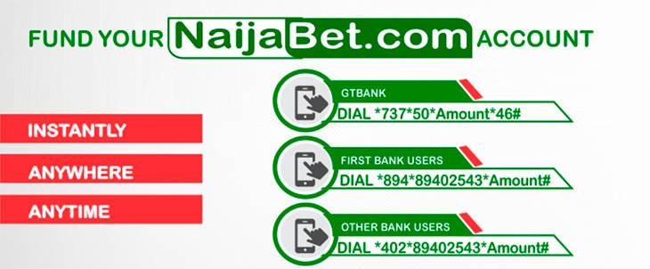 NaijaBet banking